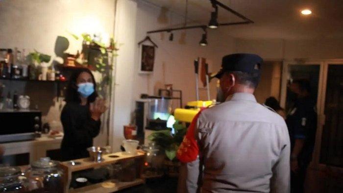 Kafe di Cikarang Langgar Peraturan PPKM Darurat, Polisi Lakukan Tindakan Tegas