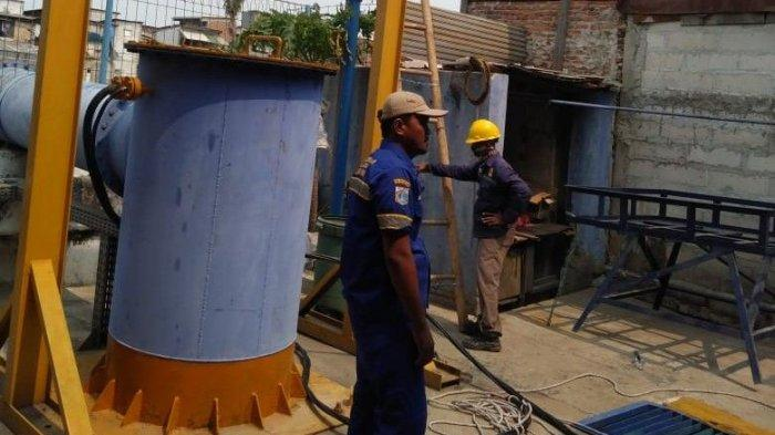 Antisipasi Banjir, Kecamatan Penjaringan Siagakan 34 Rumah Pompa