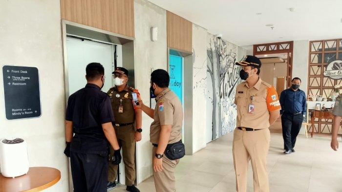 Langgar Protokol Kesehatan, Kantor hingga Restoran di Jakarta Barat Disegel