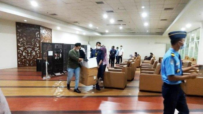 Petugas Kimia Farma di Bandara Kualanamu Ketakutan Mengakui Gunakan Alat Tes Covid-19 Bekas Pakai