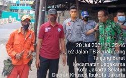 Hampir Satu Tahun Tidur di Trotoar Jalan Simatupang, PMKS yang Viral Dibawa Petugas Sosial