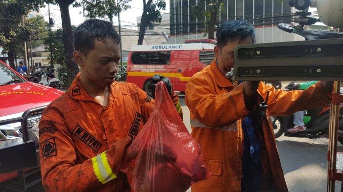Korban Tewas Kebakaran Gedung Kemenhub Ditemukan di Tangga Darurat dalam Kondisi Nyaris Telanjang