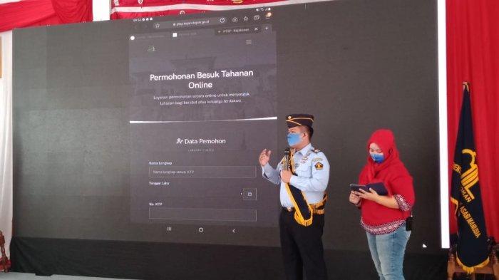 Rutan Kelas I Depok Luncurkan Aplikasi 'Si Ratu Cilok': Cegah Pungutan Liar