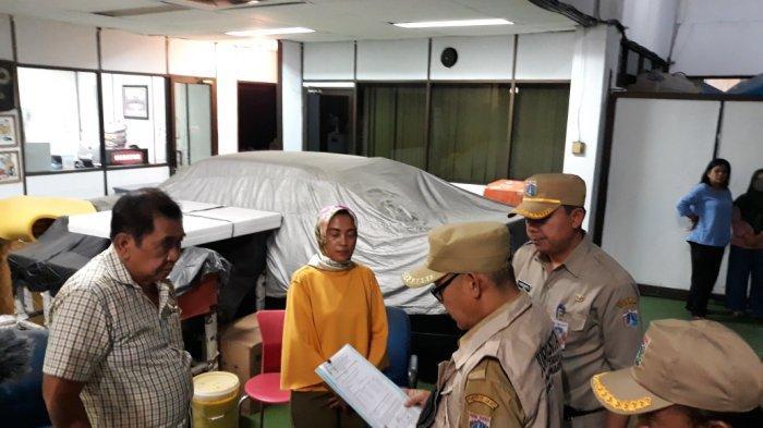 Showroom Bajaj di Jakarta Barat Tunggak Pajak Rp 1,2 Miliar