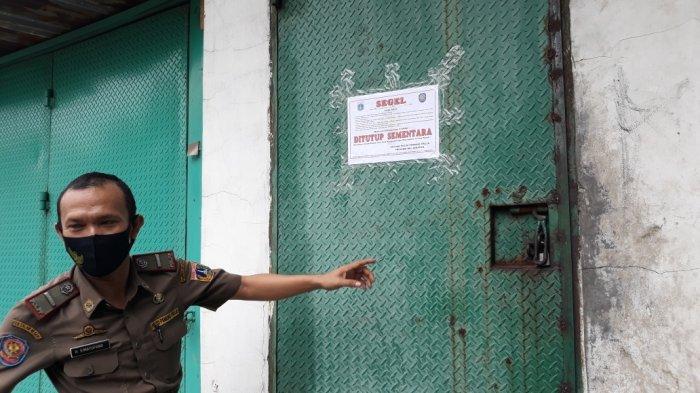 Setiap Hari, 3 Tempat Usaha di Jakarta Barat Ditutup karena Langgar Protokol Kesehatan