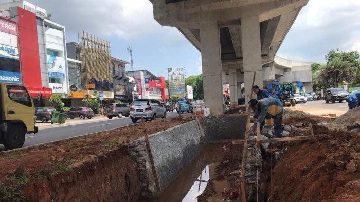 Pembangunan 11 Kolam Olakan di Kelapa Gading Rampung Desember 2020