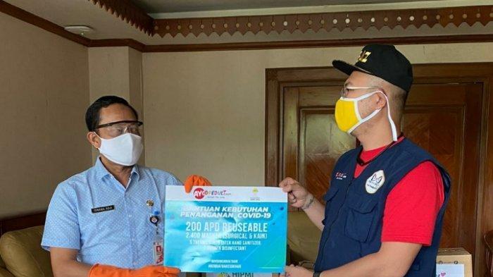 Gugus Tugas Covid-19 Jaksel Terima Bantuan Ratusan APD dan Ribuan Masker