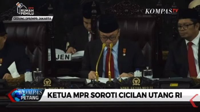 Pidato Zulkifli Hasan Dianggap Menyesatkan, Sri Mulyani: Cerdaskan Rakyat Berbasis Informasi Akurat.