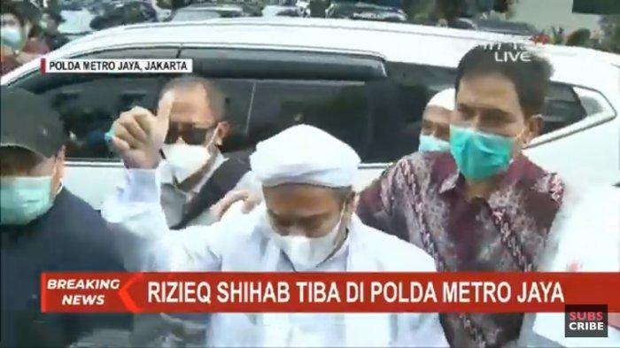 Penangkapan Rizieq Shihab Hanya Akal-akalan Polisi, Penahanannya Selama Ini Dianggap Tidak Sah