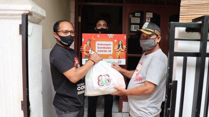 Pimpinan Pusat Pemuda Muhammadiyah Kembali Bagi Sembako
