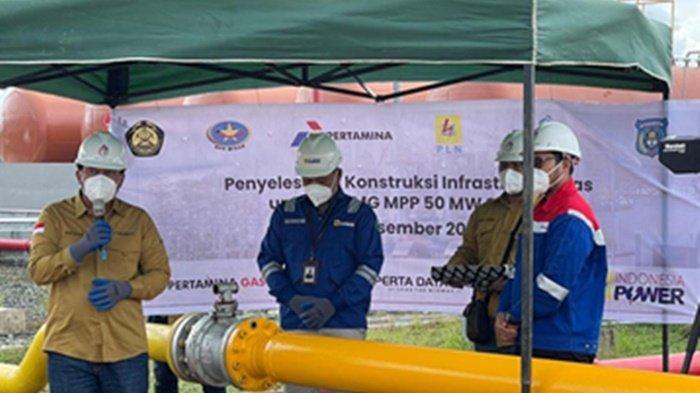 Pembangunan Pipa Gas Rampung, PLTMG MPP Sorong Siap Beroperasi