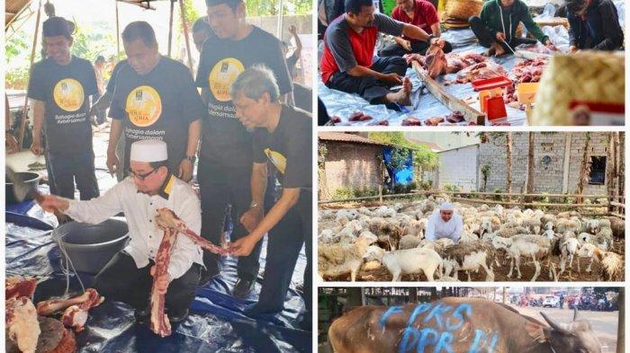 PKS Potong 70 Ribu Hewan KurbanDirespon Bahagia dan Penuh Syukur Masyarakat