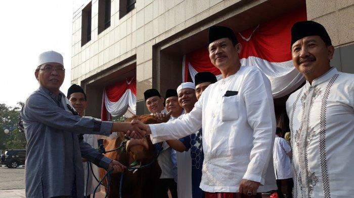 Hari ini, Plh Wali Kota Jakarta Barat Terima Kunjungan Kerja Pemkot Surakarta