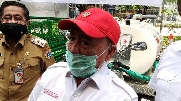 PMI DKI Jakarta Modifikasi Ambulans Jadi Mobil Jenazah Khusus Pasien Covid-19