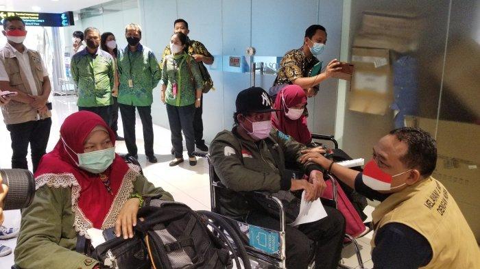 3 Pekerja Migrain Dipulangkan ke Indonesia: Satu Orang Alami Luka Bakar Hampir Setengah Badan