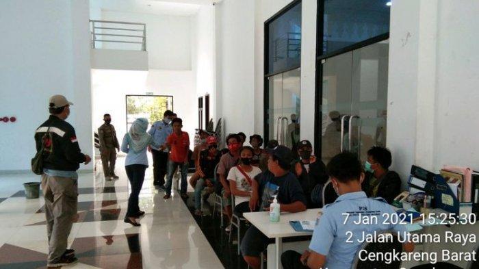 Belasan PMKS hingga Pak Ogah Ditertibkan Satpol PP di Jakarta Barat, Diserahkan ke GOR Cengkareng