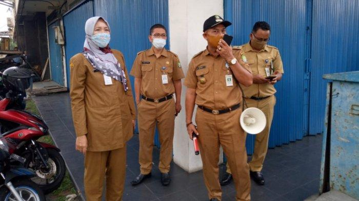 Setiap Sore Pada Hari Senin dan Jumat, PNS Kota Tangerang Turun Sosialisasi Protokol Kesehatan
