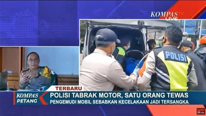 Polisi yang Tabrak Pemotor Tidak Ditetapkan Jadi Tersangka Kecelakaan Maut di Pasar Minggu