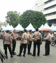 Heboh Tas Mencurigakan di Sekitar Masjid Sunda Kelapa, Isinya Bukan Bahan Peledak Tapi Benda Ini