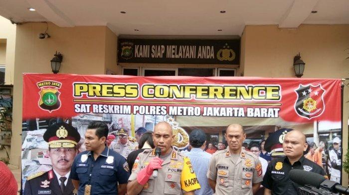 Polisi Ringkus Penyebar Hoaks Satpam Pingsan Positif Corona