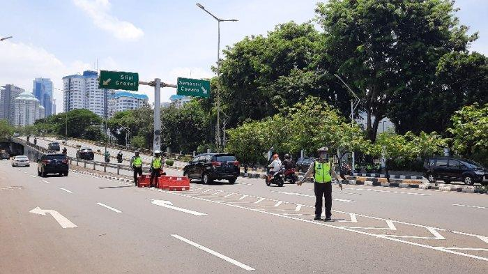 Khawatir jadi Claster Baru, Polisi Imbau Peserta Aksi di Gedung DPR Pulang ke Rumah