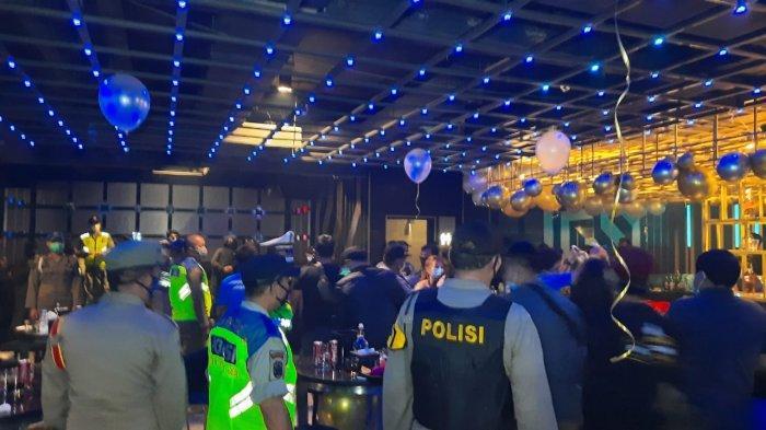 Viral Tempat Hiburan Malam di Tanah Abang Berkerumunan, Manajernya Diperiksa Polisi