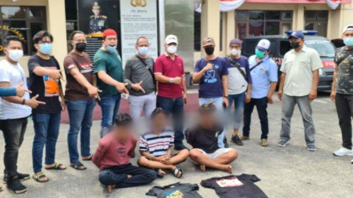 Tiga Pemalak Sopir Truk di Cilincing Jakarta Utara Gunakan Uang untuk Makan dan Beli Rokok