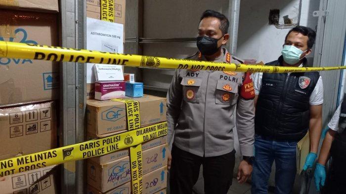 Meski Berstatus Tersangka Penimbunan Obat Covid-19, Direktur dan Komisaris Utama PT ASA Tak Ditahan