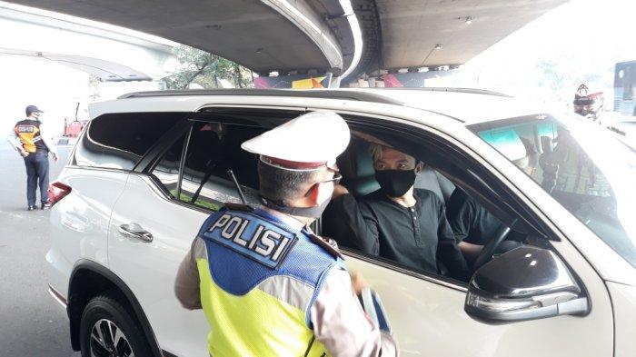 Pagi Tadi, 54 Pelanggar Ganjil Genap Ditilang di Jakarta Barat