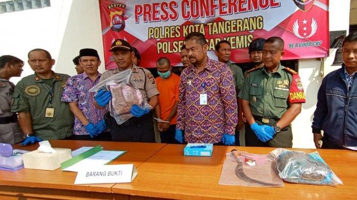 Polisi Ciduk Pelaku Pembacokan Suporter Persita Tangerang, Bermodus Balas Dendam Nyawa Bayar Nyawa