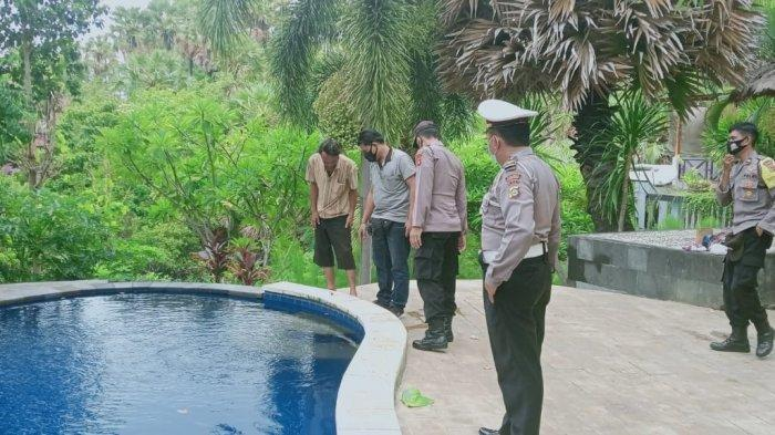 Asyik Main TikTok bersama Teman-teman, Remaja Ini Syok Lihat Adik Sudah Tak Bernyawa di Kolam Renang