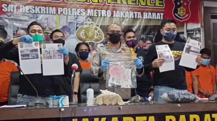 Polisi Bekuk 9 Pelaku Perusakan Hotel Mercure Tambora yang Tewaskan Seorang Babinsa, Ada Wanitanya