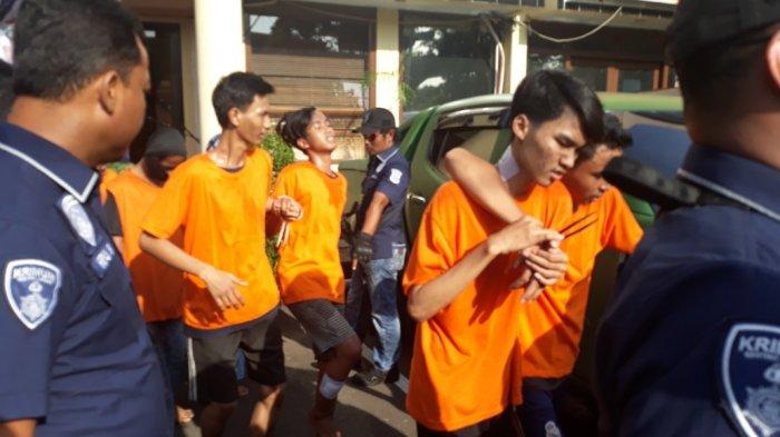 Dua Kelompok Pemuda Tawuran di Jalan Semeru Jakarta Barat, Suara Petasan Jadi Pancingan