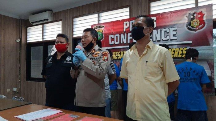 4 Pemeras Pedagang Seragam Sekolah di Kalideres Jakarta Barat Telah Berstatus Tahanan Kejaksaan