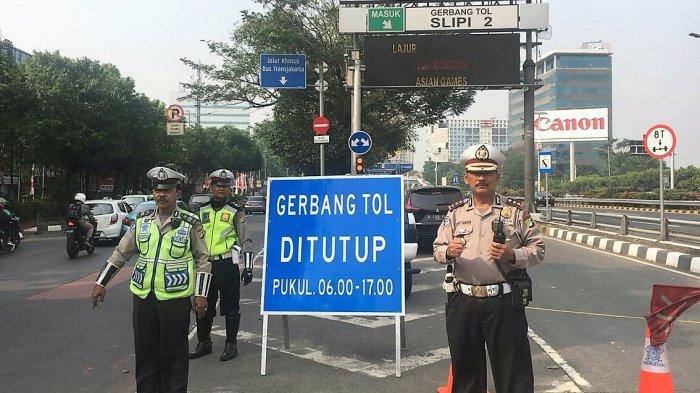 Hari Ini Ada Demo Buruh dan Ormas Islam, Polisi Siapkan Rekayasa Jalan, Simak Rutenya