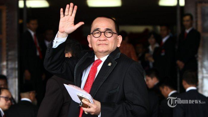 Ruhut Sitompul Sedih Lihat Polemik Partai Demokrat, Terima Kasih ke SBY, Bela Moeldoko Tak Bersalah