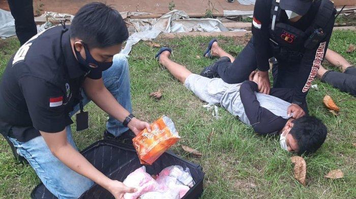 Polres Jakarta Barat Ungkap 3 Kg Sabu dan 2 Ribu Ekstasi yang Bakal Edar Saat Libur Panjang