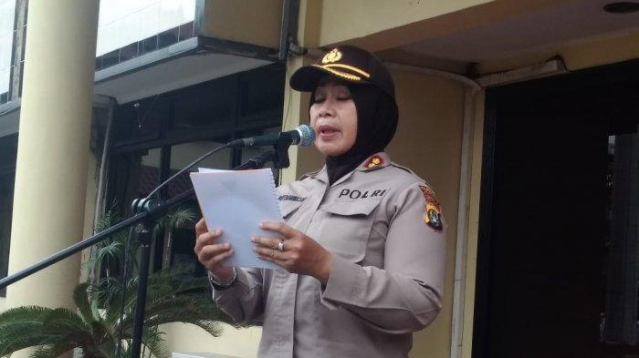 Peringati Hari Ibu, Ini Pesan Polwan Polres Metro Jakarta Barat