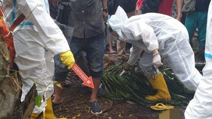 Detik-detik Bocah Tewas Dibunuh Pacar Ibu, Leher Dijerat Tali Tambang di Perkebunan Sawit saat Hujan