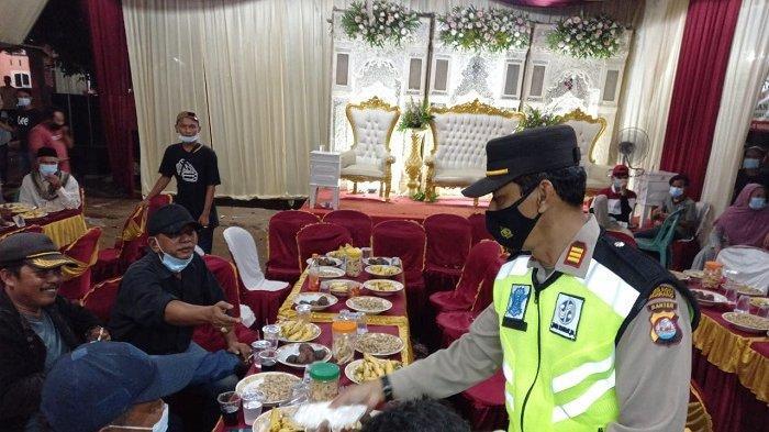 Resepsi Pernikahan di Kabupaten Tangerang Dibubarkan Polisi