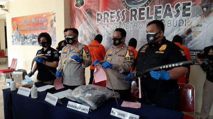 Polisi Beberkan Peran Korlap Tawuran Maut di Setiabudi, Kumpulkan Peserta dan Sediakan Senjata Tajam