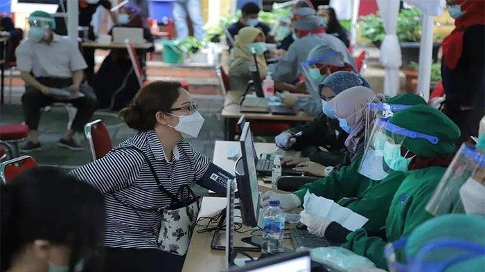 22.426 Tenaga Kesehatan di Jakarta Selatan Sudah Divaksin Covid-19, Baru 49 Persen Dapat Dosis Kedua