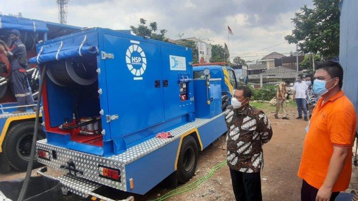 Wagub DKI Bantah Banjir di Awal 2021 Jadi Penyebab Pencopotan Kepala Dinas SDA