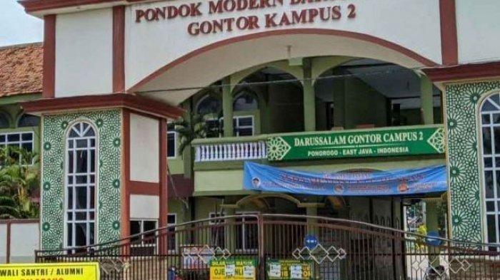 Kabar Gembira, Satu Santri di Pondok Modern Gontor Kampus 2 Dinyatakan Sembuh Covid-19