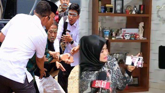 Berdiri Dekat Wiranto Saat Peristiwa Penusukan, Pakar Mikro Ekspresi Soroti Wajah Staf Sang Menteri