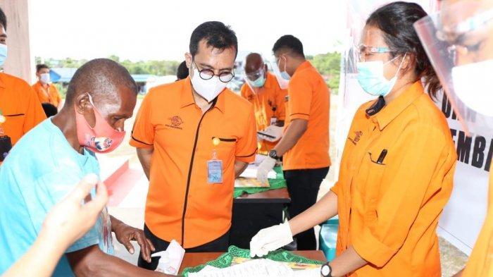 Distribusi BST Tahap Kedua 2021 Capai 70 Persen, Petugas Antar Langsung ke Rumah Warga