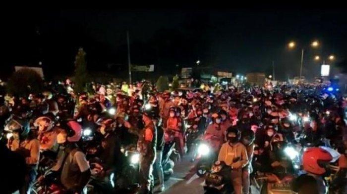 H+3 Lebaran Warga Pendatang Mulai Berdatangan ke Jakarta, Jumlahnya Capai 237 Orang