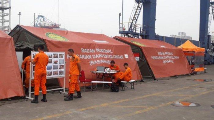 201 Personel Basarnas Dikerahkan untuk Pencarian Korban Lion Air PK-LQP di Perairan Tanjung Karawang
