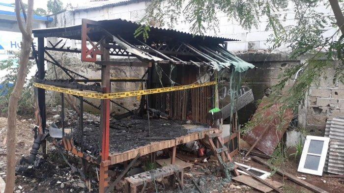 Posko Pemuda Pancasila di Pondok Kacang Timur Hangus Terbakar, Penyebab dan Pelaku Belum Diketahui
