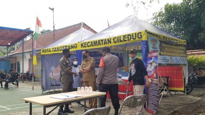Antisipasi Lonjakan Kasus Covid-19, 10 Ribu Alat Antigen Disiapkan di Perumahan Warga Tangerang